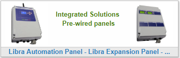 Integrated Solutions - Pre-wired panels