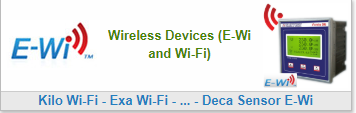 Wireless Devices (E-Wi and Wi-FI)
